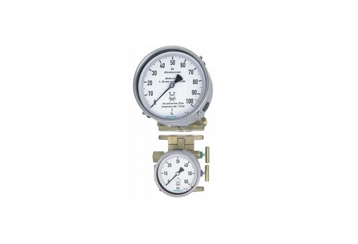 压差表液位测量