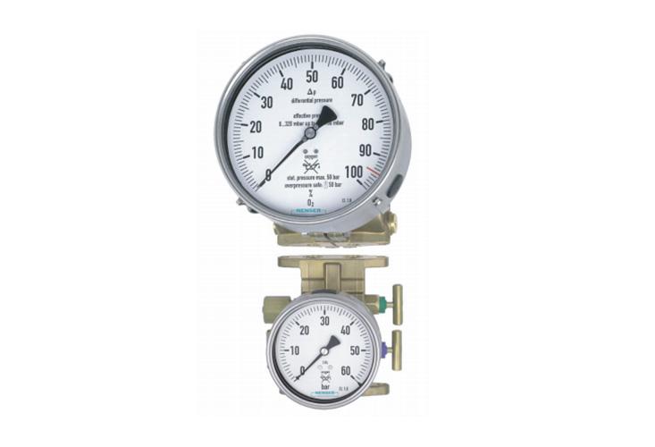 机械式压差表液位测量